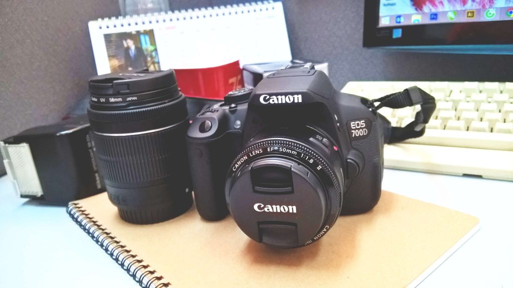 Canon 700d price in Bangladesh